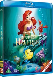 den lille havfrue - diamond edition - disney - Blu-Ray