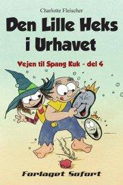 den lille heks i urhavet - bog