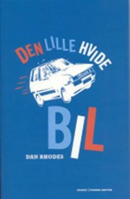 den lille hvide bil - bog