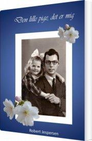 den lille pige, det er mig - bog