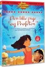 den lille pige og profeten - DVD