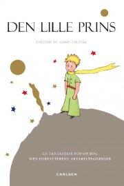 den lille prins pop-op - bog