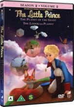 den lille prins - sæson 2 vol. 2 - DVD
