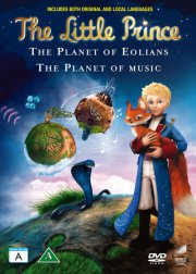 den lille prins - planet of eolians / planet of music - DVD