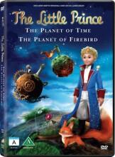 den lille prins - tidsplanten / ildfuglens planet - DVD