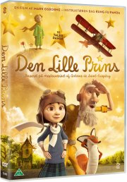 den lille prins / the little prince - DVD