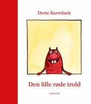 den lille røde trold - bog