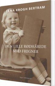 den lille rødhårede med fregner - bog