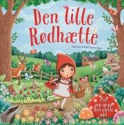den lille rødhætte - en 3d pop-up historie - bog