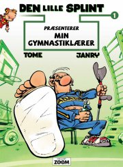 den lille splint præsenterer: min gymnastiklærer - Tegneserie
