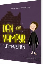den lille vampyr i jammerdalen - bog