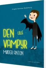 den lille vampyr møder anton - bog