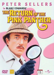 den lyserøde panter springer igen / the return of the pink panther - DVD