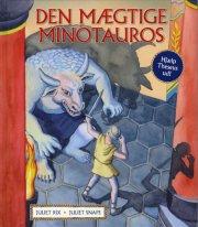 den mægtige minotauros - bog