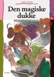 kommas læsestart: den magiske dukke - niveau 2 - bog