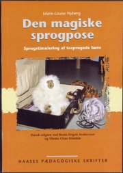 den magiske sprogpose - bog