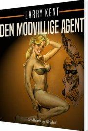 den modvillige agent - bog