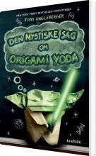 origami yoda 1: den mystiske sag om origami yoda - bog