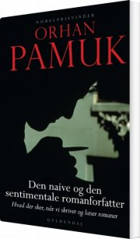 den naive og den sentimentale romanforfatter - bog