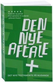 den nye aftale  - paperback, grøn