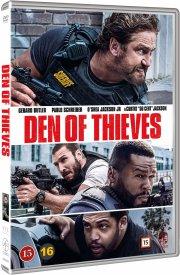 den of thieves - DVD