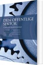 den offentlige sektor - bog