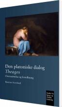 den platoniske dialog theages - bog