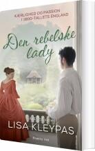 den rebelske lady - bog
