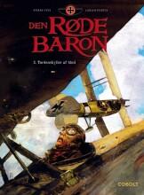 den røde baron 2 - Tegneserie