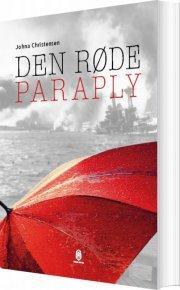 den røde paraply - bog