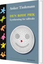 Image of   Den Røde Prik - Anker Tiedemann - Bog