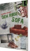 den røde sofa. genstart 3 - bog