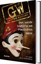 den sande historie om pinocchios næse - bog