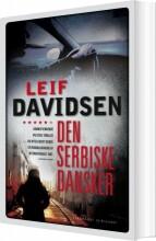 den serbiske dansker - bog