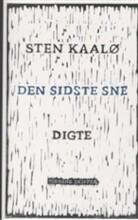 den sidste sne - bog