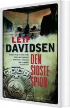 den sidste spion - bog