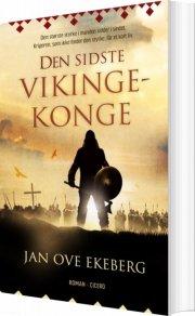 den sidste vikingekonge - bog