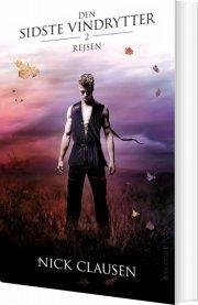 den sidste vindrytter - 2 - rejsen - bog