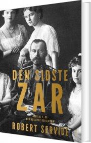 den sidste zar - bog