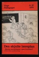 den skjulte læreplan - bog