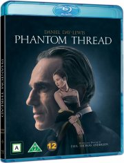 den skjulte tråd / phantom thread - Blu-Ray