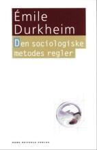 den sociologiske metodes regler - bog