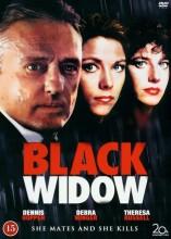 den sorte enke - film - DVD