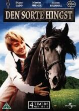 den sorte hingst - miniserie - DVD