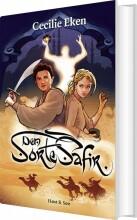 den sorte safir - bog