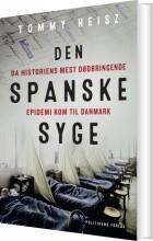 den spanske syge - bog