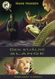 den stjålne slange - bog