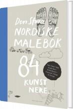 den stora nordiske malebok - bog