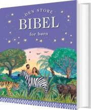 den store bibel for børn - bog