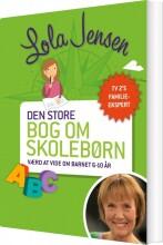 den store bog om skolebørn - bog